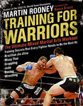 Training for Warriors: The Ultimate Mixed Martial Arts Workout Book by Martin Rooney (Preowned) - Budovideos Inc