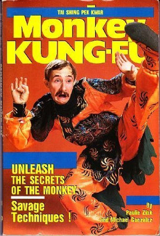 Monkey Kung Fu Book by Paulie Zink (Preowned) - Budovideos Inc