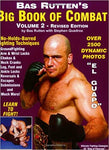 Bas Rutten's Big Book of Combat Volume 2 (Preowned) - Budovideos Inc