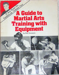 A Guide to Martial Arts Training With Equipment Book by Dan Inosanto (Preowned) - Budovideos