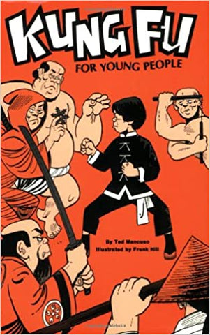 Kung Fu for Young People Book by Ted Mancuso (Preowned)
