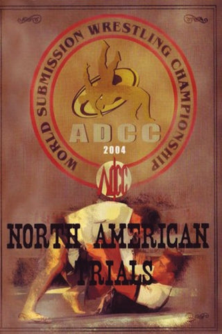 ADCC 2004 North American Trials 2 DVD Set - Budovideos