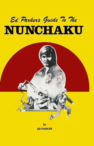 Ed Parker's Guide to the Nunchaku Book (Preowned) - Budovideos Inc