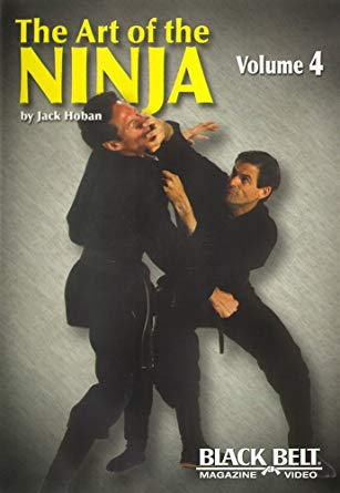 The Art of the Ninja 4 DVD Set by Jack Hoban - Budovideos