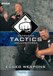Defensive Tactics Volume Two: Techniques DVD by David Burnell (Preowned) - Budovideos