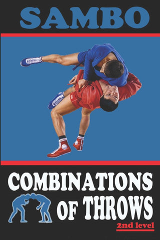 Sambo Combinations of Throws Book by Alexander Kovalchuk - Budovideos
