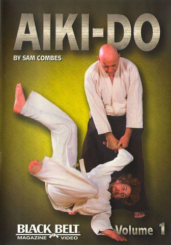 Aikido 5 DVD Set by Sam Combes - Budovideos Inc
