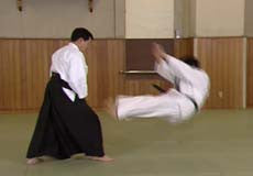 Introduction to Yoshinkan Aikido DVD by Kyoichi Inoue 3