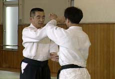Introduction to Yoshinkan Aikido DVD by Kyoichi Inoue 2