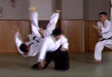 Introduction to Yoshinkan Aikido DVD by Kyoichi Inoue 4