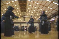 Kensei to Gokui - Japan Kendo Kata DVD 4