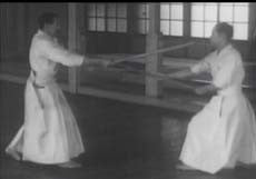 Kensei to Gokui - Japan Kendo Kata DVD 5