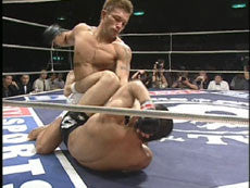 Shooto 2002 Best of Vol 2 DVD 5