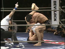 Shooto 2002 Best of Vol 2 DVD 2