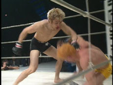 Shooto 2002 Best of Vol 2 DVD 6