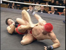 Shooto 2003 Best of DVD Vol 1 7