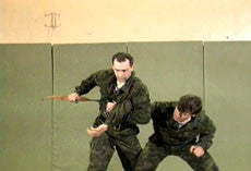 Commando Sambo Vol 1 DVD - Budovideos