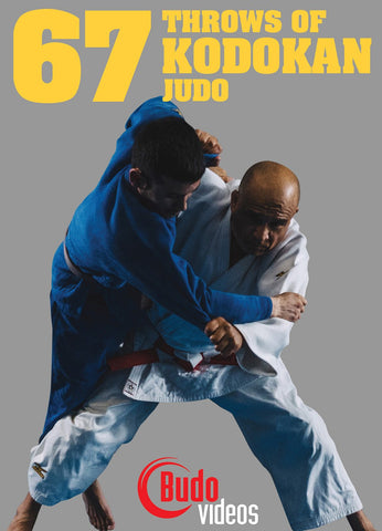 67 Throws of Kodokan Judo DVD by Juan Montenegro