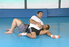 Kosaka's Super Ground Techniques Vol 1: Top Position DVD - Budovideos