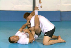Kosaka's Super Ground Techniques Vol 3: Bottom Position DVD 2