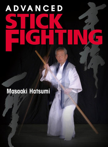 Advanced Stick Fighting Book by Masaaki Hatsumi (Preowned) - Budovideos