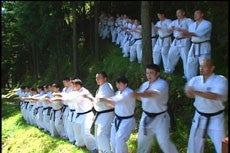 Kyokushin Karate Training Camp DVD 4
