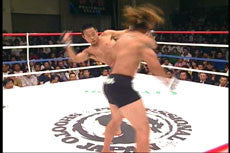 Shooto Best of 2004 Vol 1 - 2 DVD Set 7