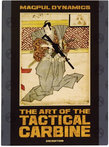 Magpul Dynamics Art of the Tactical Carbine Vol 1 (2nd Edition) 4 DVD Set