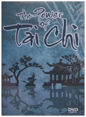 The Power of Tai Chi DVD by Shao Zhao-Ming (Preowned) - Budovideos