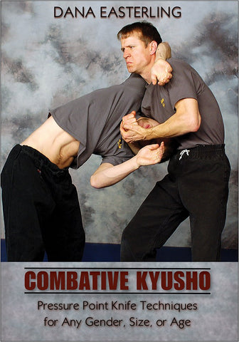 Combative Kyusho DVD by Dana Easterling (Preowned) - Budovideos