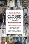 Opening Closed Guard Book by Robert Drysdale - Budovideos