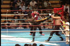 Shootboxing 20th Anniversary Blue Corner DVD 2