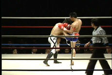 Shootboxing 20th Anniversary Red Corner DVD 2