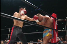 Shootboxing 20th Anniversary Red Corner DVD 5