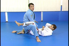Real Fight Jiu-jitsu DVD with Naoyuki Taira 2