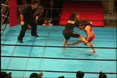Smack Girl Best Bouts of 2002 DVD 5