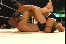 Best of Alexandre Franca Nogueira Fights MMA DVD 4