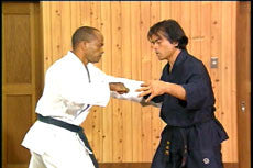 Jiseido New Karate Theory Basics and Kumite 2 DVD Set  by Kenji Tokitsu - Budovideos