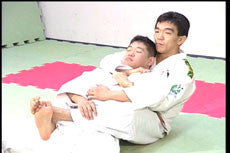 Jiu-Jitsu Bible DVD with Yuki Nakai - Budovideos