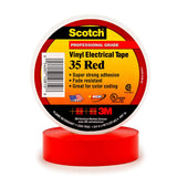 Scotch Vinyl Tape for Adult or Kids BJJ Belts (White, Red or Yellow) - Budovideos