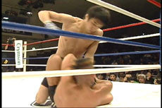 Shooto Best of 2004 Vol 2 DVD 5
