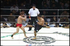 Shooto Best of 2004 Vol 2 DVD 3