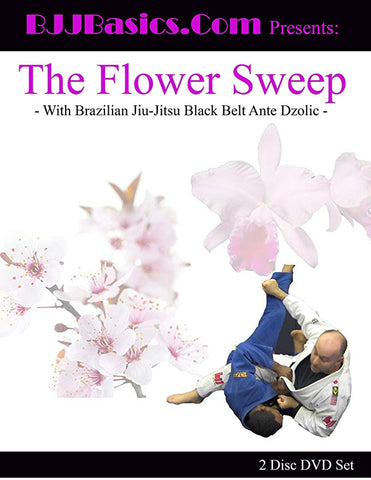 The Flower Sweep 2 DVD Set By Ante Dzolic