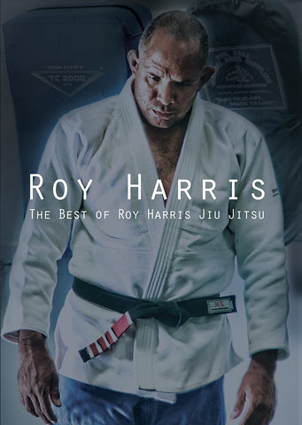 The Best of Roy Harris Jiu Jitsu 3 DVD Set (Preowned) - Budovideos Inc
