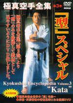 Kyokushin Karate Encyclopedia Vol 3 DVD - Budovideos