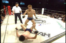 Shooto Best of 2005 Vol 2 DVD 3