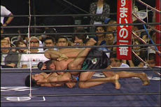 Shooto Best of 2005 Vol 2 DVD 2