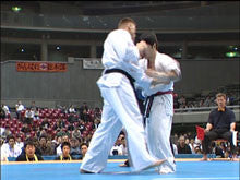 Kyokushin Fighting Spirit DVD with Osamu Shiojima 3