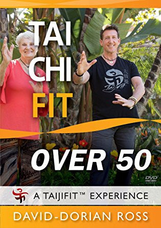 Tai Chi Fit: Over 50 Beginner Exercises DVD with David Dorian Ross - Budovideos Inc