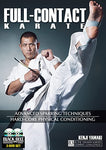 Full-Contact Karate: Advanced Sparring Techniques and Hard-Core Physical Conditioning 2 DVD Set by Kenji Yamaki (Preowned)